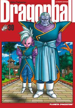 Dragon Ball manga Tomo 30