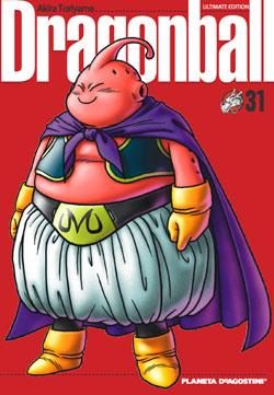 Dragon Ball manga Tomo 31