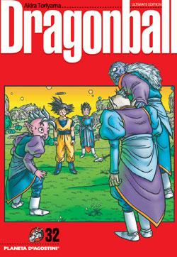 Dragon Ball manga Tomo 32