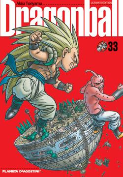 Dragon Ball manga Tomo 33
