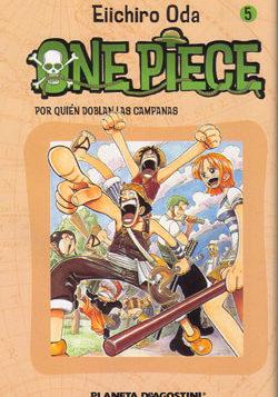 Manga One Piece Tomo 05