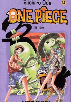 Manga One Piece Tomo 14