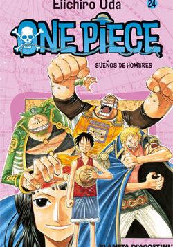Manga One Piece Tomo 24