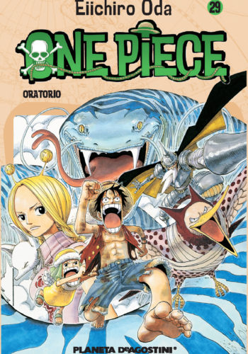 Manga One Piece Tomo 29