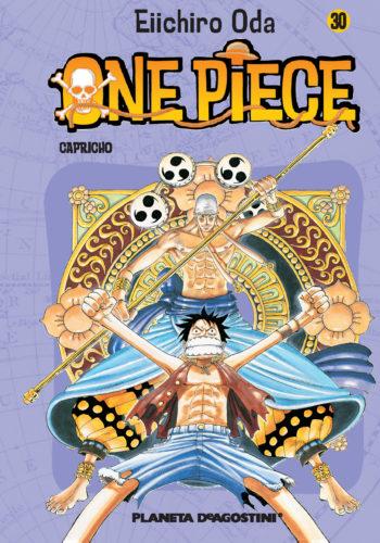 Manga One Piece Tomo 30