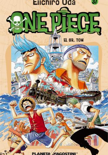 Manga One Piece Tomo 37