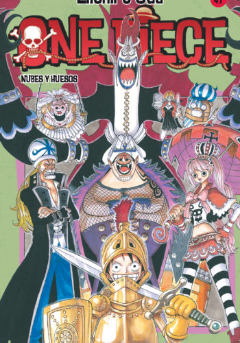 Manga One Piece Tomo 47