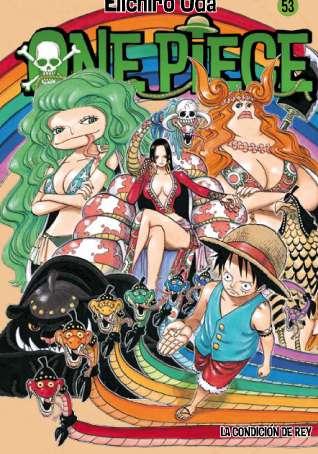 Manga One Piece Tomo 53