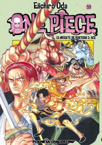Manga One Piece Tomo 59