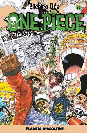 Manga One Piece Tomo 70