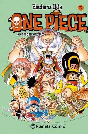 Manga One Piece Tomo 72