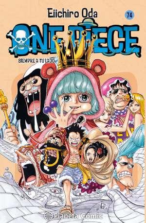 Manga One Piece Tomo 74