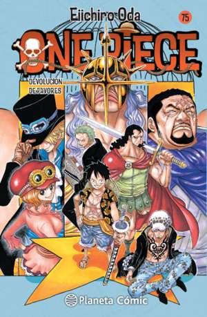 Manga One Piece Tomo 75