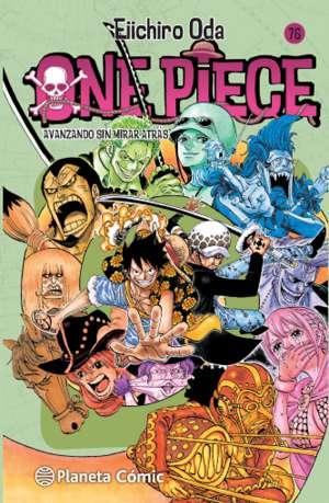 Manga One Piece Tomo 76
