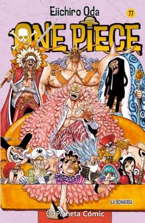 Manga One Piece Tomo 77