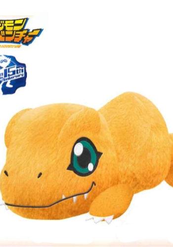 Peluche Digimon Agumon
