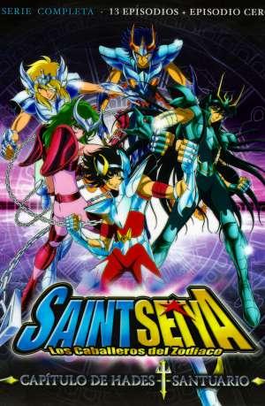 Saint Seiya Hades
