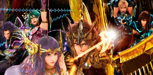 Saint Seiya Legend of Sanctuary ficha tecnica