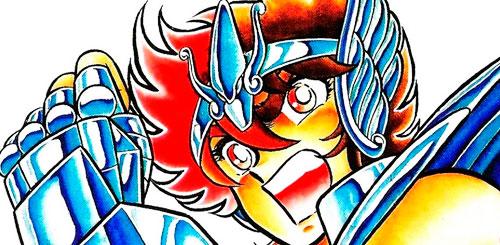 Manga Saint Seiya ficha tecnica