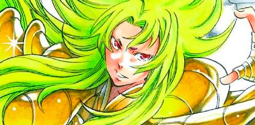 Manga Saint Seiya The Lost Canvas ficha tecnica