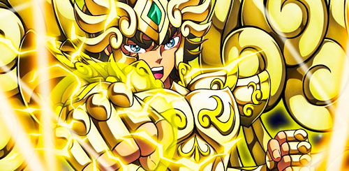 Saint Seiya Soul of Gold ficha tecnica